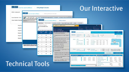 Our interactive technical tools