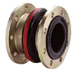 ERIKS - Rubber bellows RX 48 red
