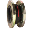 ERIKS - Rubber bellows RX 49 red