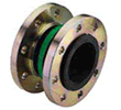 ERIKS - Rubber bellows RX 50 green