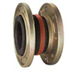 ERIKS - Rubber bellows RX 55 red nylon