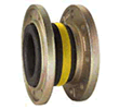 ERIKS - Rubber bellows RX 55 yellow